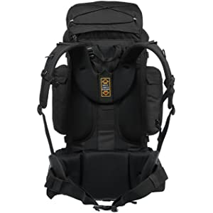 Amazon.com: AmazonBasics - Mochila de senderismo con marco ...
