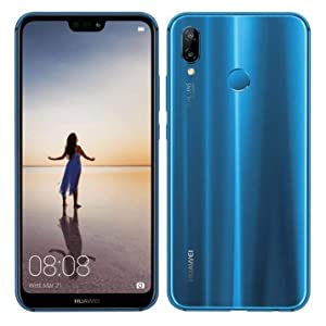 Huawei P20 Lite 64 GB/4 GB Single SIM Smartphone: Amazon.es ...