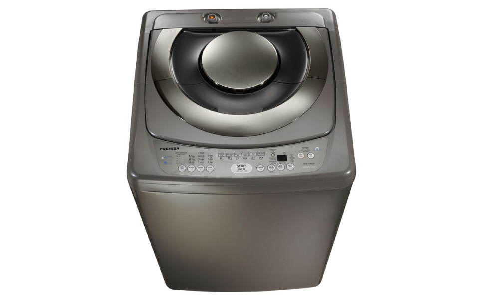 Toshiba AEW-9790SUP(DS) Top Load Automatic Washing Machine with Pump, 10 Kg