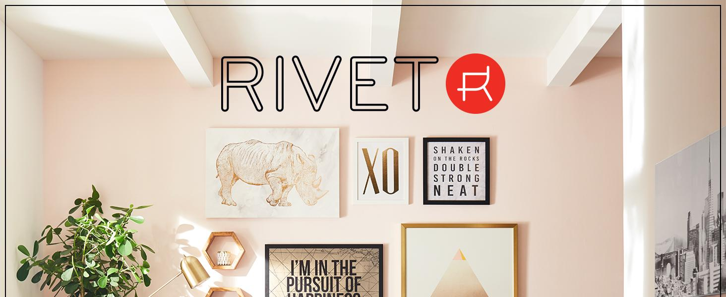 Rivet, home furnishings, small space, apartment, wall art, global, canvas, framed, city, rack