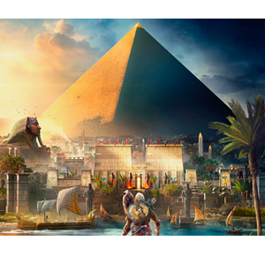 Assassin's Creed Origins by Ubisoft for Playstation 4