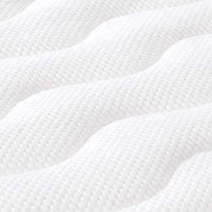 AmazonBasics - Cubrecolchón de espuma con memoria confortable , 7 ...