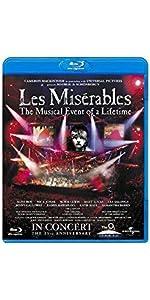 レ・ミゼラブル 25周年記念コンサート [Blu-ray]