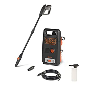 Black and Decker 1300W High Pressure Washer