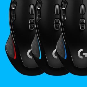 Logicool ロジクール G300Sr オプティカル ゲーミングマウス 2年間保証付き
