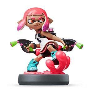 Amazon.com: Nintendo amiibo - New Inkling Girl (Neon Pink