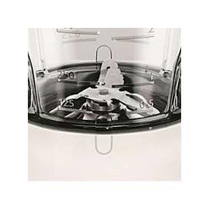 Philips Daily HR2100/00 - Batidora Americana de Vaso, 400 W, Jarra 1.5L, Plástico Ultra Resistente, Color Blanco