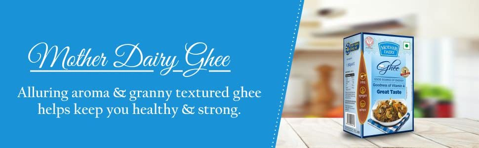Mother Dairy Ghee
