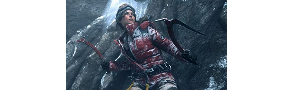 Rise Of The Tomb Raider: 20 Aniversario: Amazon.es: Videojuegos
