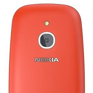 Nokia 3310 3G Dual SIM Warm Red