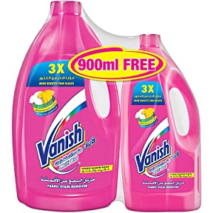 Vanish Laundry Stain Remover Pink