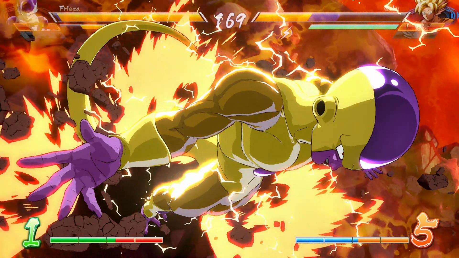Alle 17:40 saremo in diretta con Dragon Ball FighterZ
