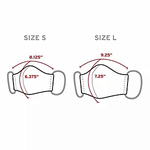Levi's Re-Usable Bandana Print Reversible Face Mask
