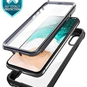 Custodia Cover Case In Tpu Celeste Per Iphone 4 4S