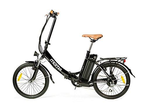 moma bikes faltrad e bike 20 alu 6v 36v 250w lithium. Black Bedroom Furniture Sets. Home Design Ideas