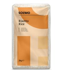 Arroz para risotto