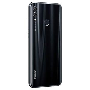 Honor 10 Lite Dual Sim - 64GB, 3GB RAM, 4G LTE, Midnight