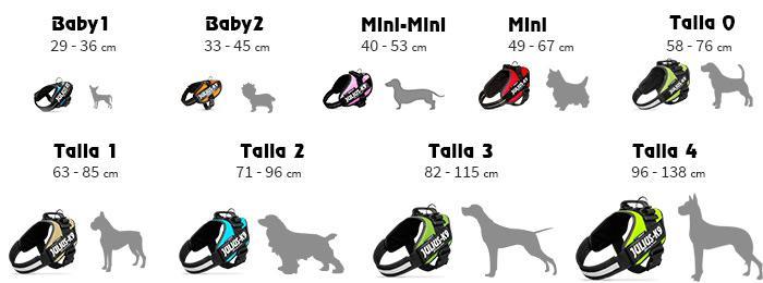 Trixie - Arnés Julius-K9 Dog IDC para perros (L-XL) (Amarillo Neón ...