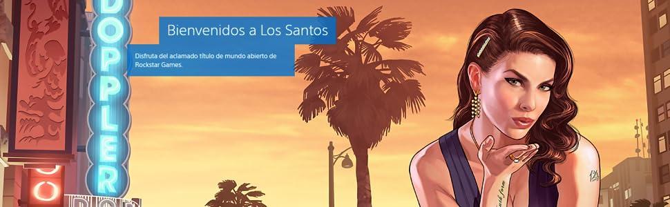 Grand Theft Auto V - Premium Edition: Sony: Amazon.es