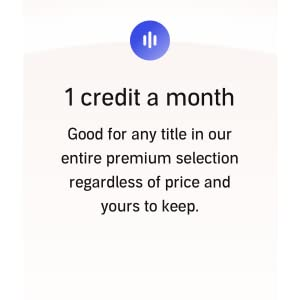 1 credit a month - Children Of Time
