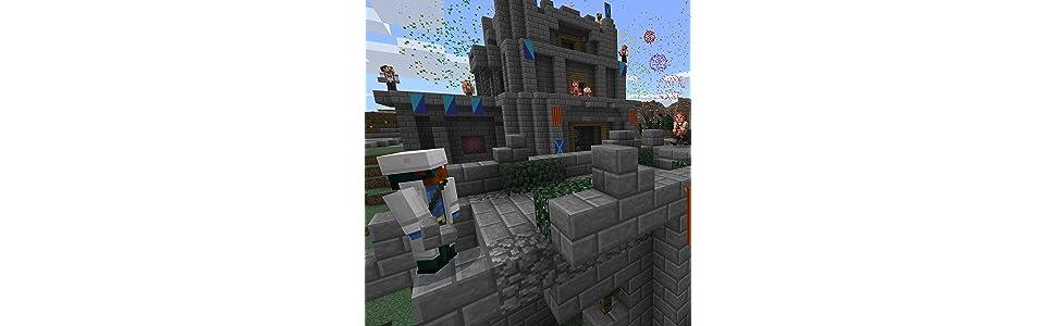 Minecraft Inkl EntdeckerPaket Amazonde Games - Minecraft spielen bauen