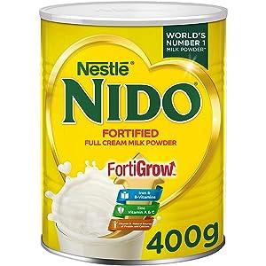 Nido Full Cream Milk Powder Tin