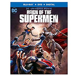 Amazon.com: Reign of the Supermen [Blu-ray]: Jim Krieg, Tim ...