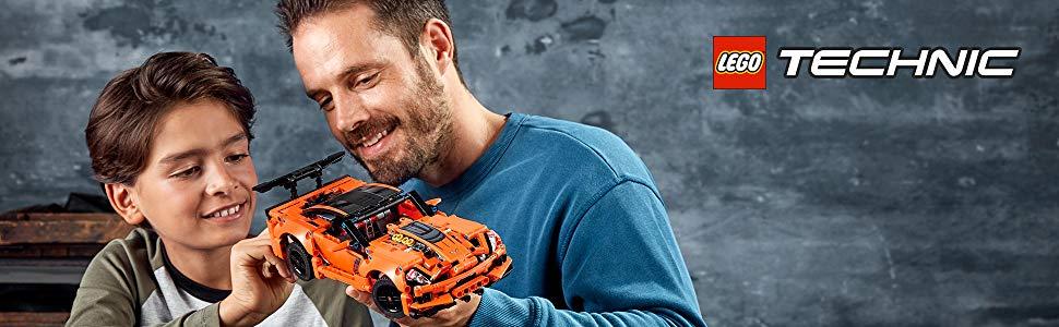 LEGO Chevrolet Corvette ZR1 For Boys