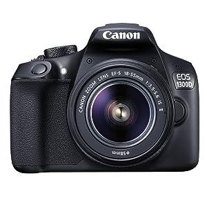 Canon EOS 1300D (versión importada): Amazon.es: Electrónica
