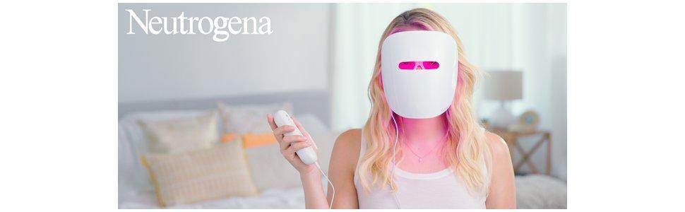 Amazon.com : Neutrogena Light Therapy Acne Treatment Mask
