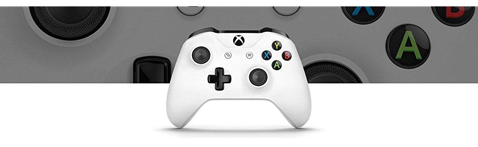 Microsoft – Mando Xbox + Adaptador Inalámbrico Compatible con PC ...