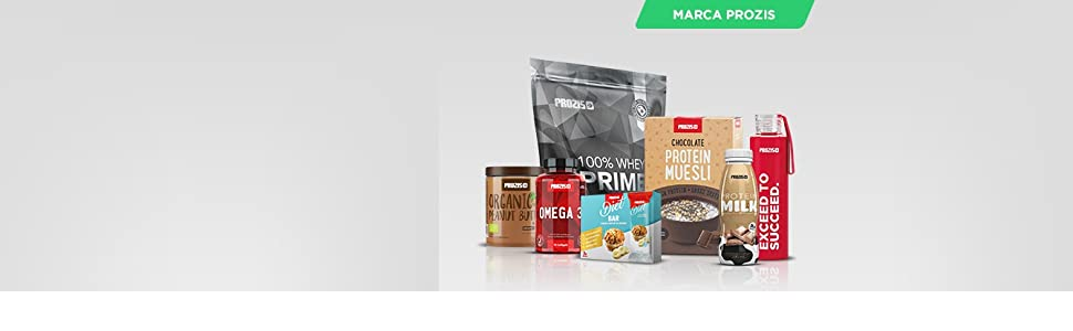 Prozis Foods Omega 3-6-9, Suplementos - 120 Capsulas: Amazon.es ...