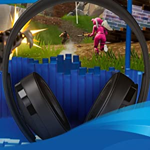 PlayStation 4 Gold Wireless Headset: Amazon.de: Games