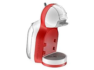 Pack DeLonghi Dolce Gusto Mini Me EDG305.WB - Cafetera de cápsulas, 15 bares de presión, color blanco y negro + 3 packs de café Dolce Gusto Espresso ...
