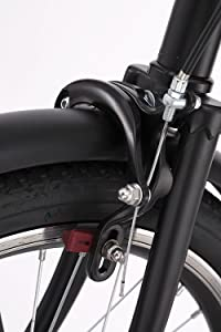 EISAN(エイサン) 折りたたみ電動自転車 SWIFTI20 商品詳細 ピボットキャリパーブレーキ