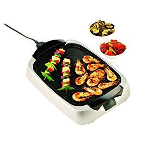 Kenwood Health Grill 2000 W, Silver, HG266