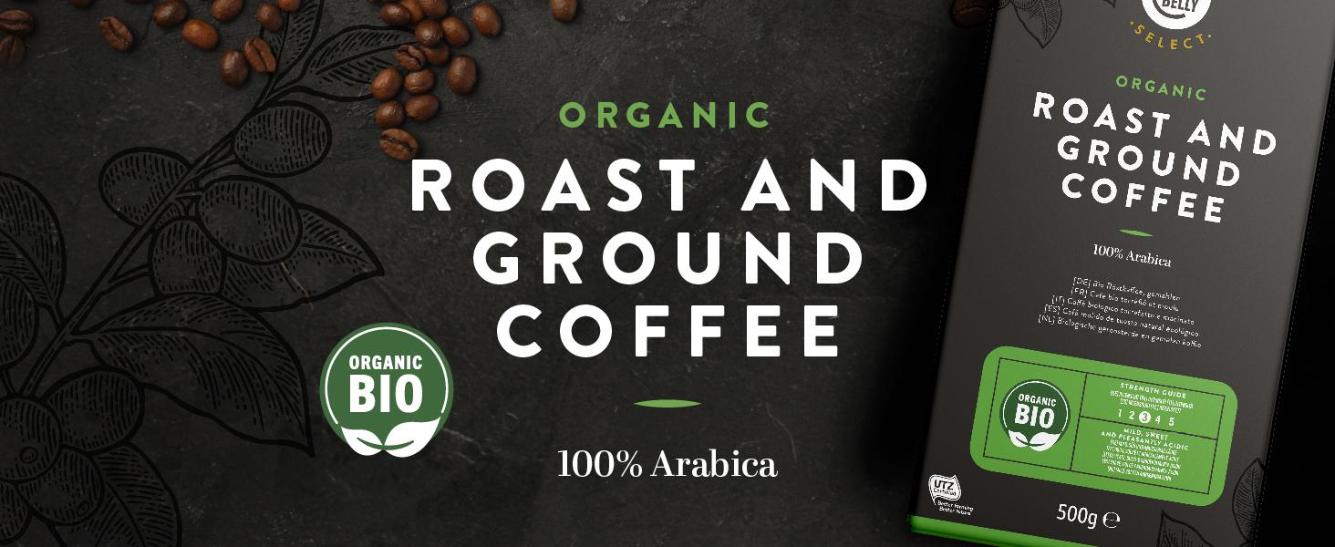 100% arabica sapore delicato equilibrato aromi floreali vellutata  Riempi la tua tazza e inizia l