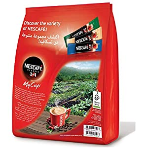 Nescafe 3in1 Instant Coffee Mix Sachet