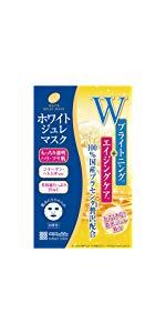 プラセホワイター ホワイトジュレマスク 4枚入【Amazon.co.jp限定】