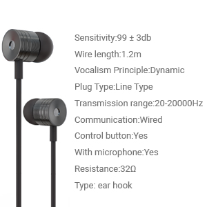 enhanced technology earphone