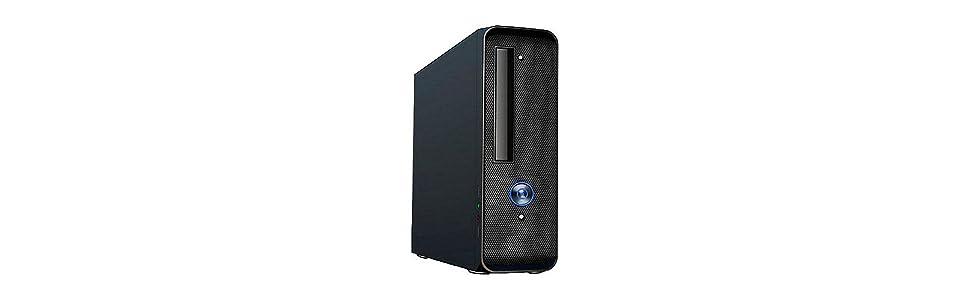L-Link Flex - Caja Torre de sobremesa, Color Negro: Amazon.es ...
