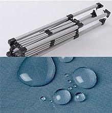 キャンパーズコレクション プロモレジャータープ PLT キャリーケース付 シルバーコーティング 耐水圧 スチール製フレーム採用