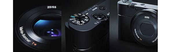 ソニー デジタルカメラ DSC-RX100