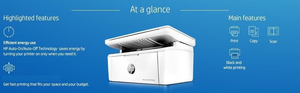 HP LaserJet Pro M15a Printer, laserjet printers, hp laserjet printers