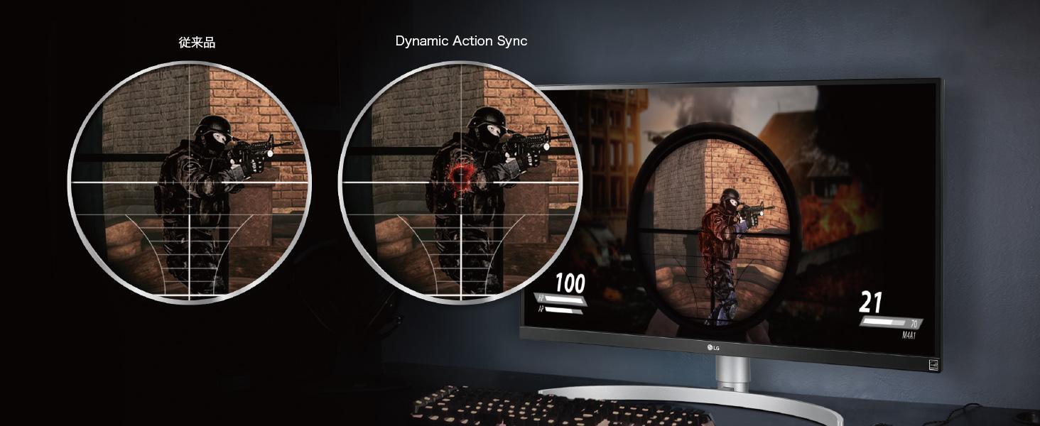 DAS(Dynamic Action Sync)モード