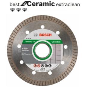 Disco de corte de diamante Best for Ceramic Extraclean Turbo