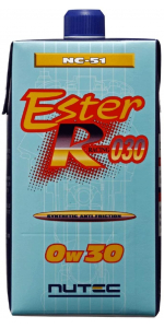NUTEC(ニューテック) エンジンオイル ESTER RACING NC-50 10w50