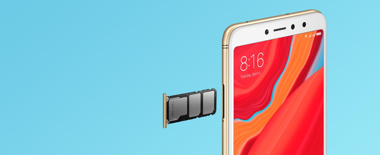 Dual Nano-SIM + Dedicated microSD Slot