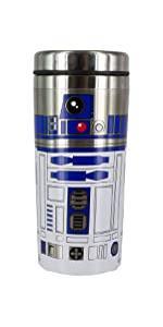 Star Wars R2D2 travel mug