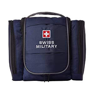 Toiletry Bag by Swiss Military - Handy for Every Traveller s Personal  Hygiene! 9f63a79c21d3b